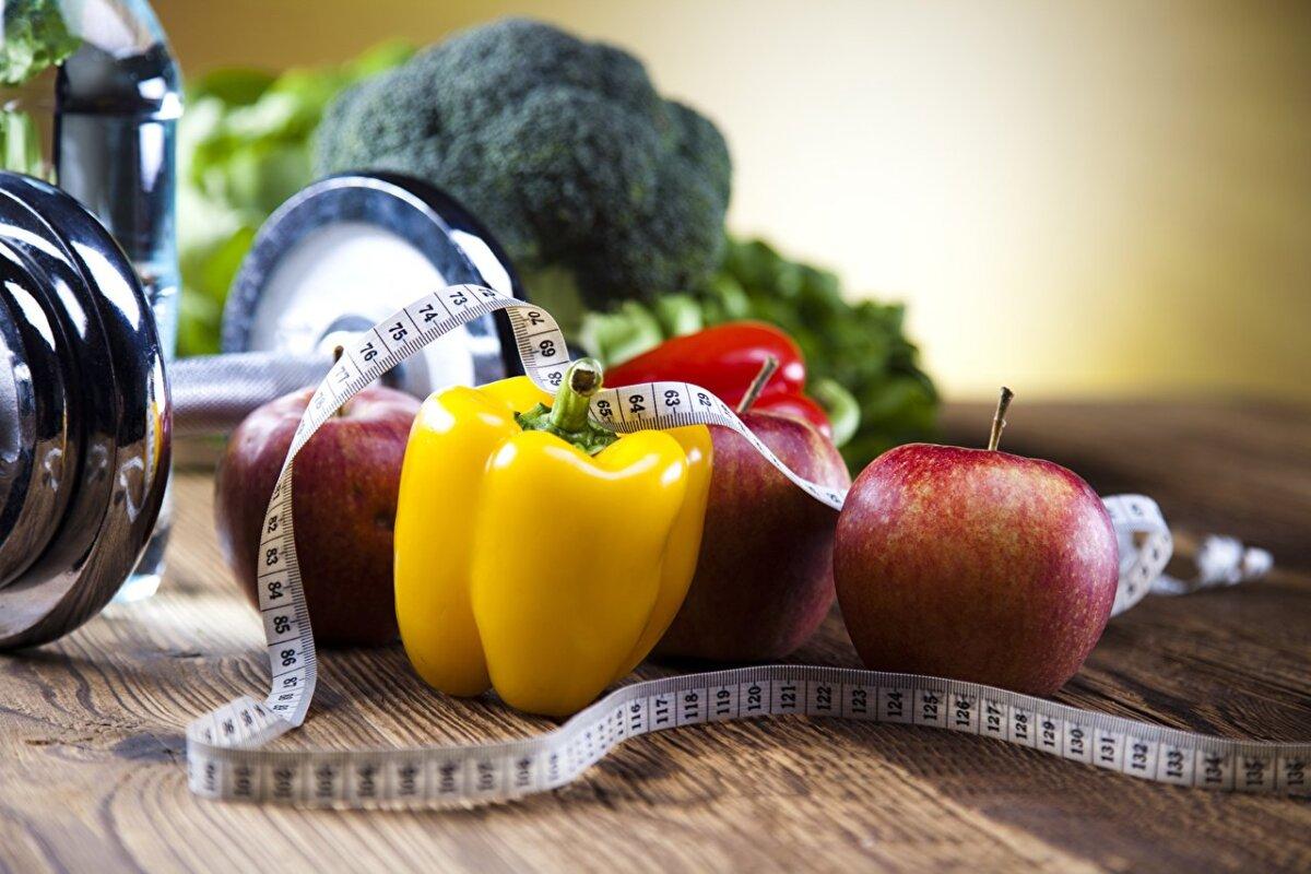 спорт здоровая еда сердце