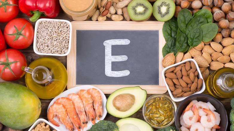 витамин Е свойства