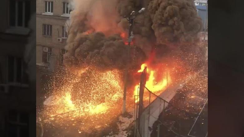 взрыв в поликлинике студгородка челябинска