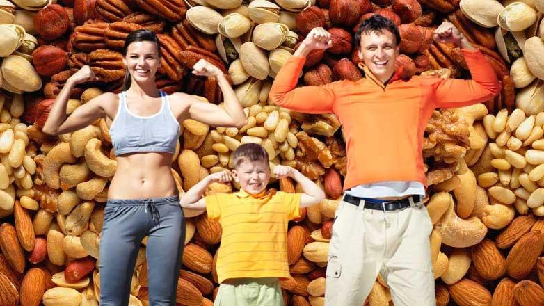 здоровье сердце орехи фисташки похудение