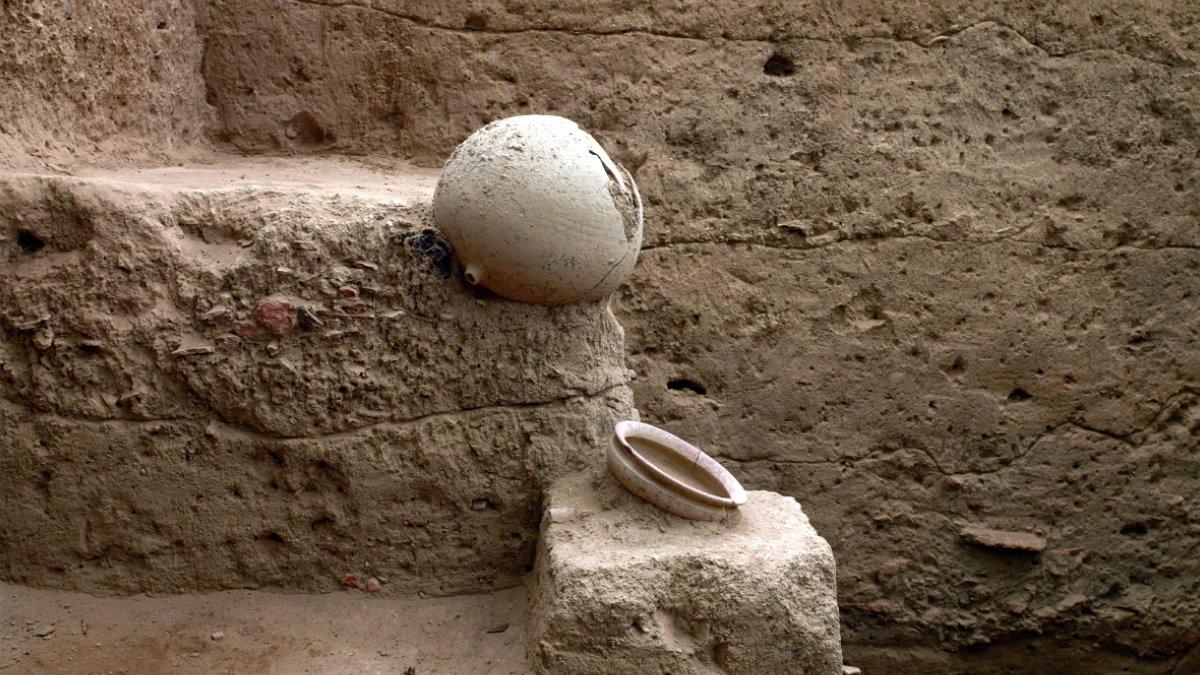 Тамил Наду Индия древняя керамика археология