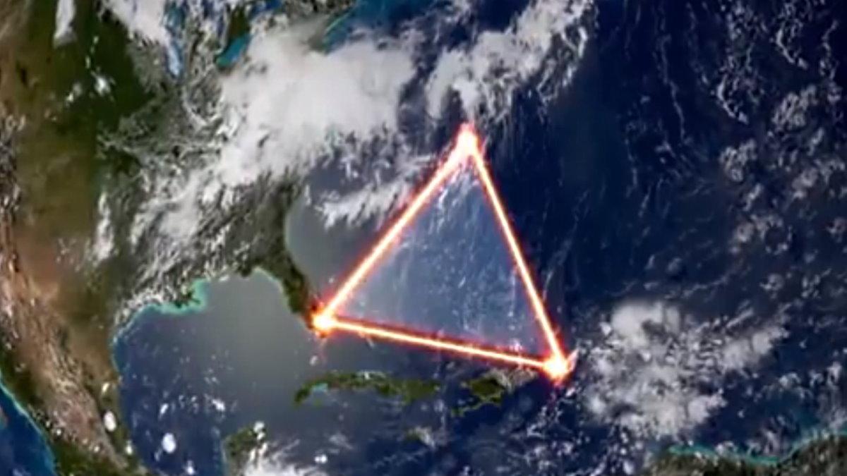 Бермудский треугольник два
