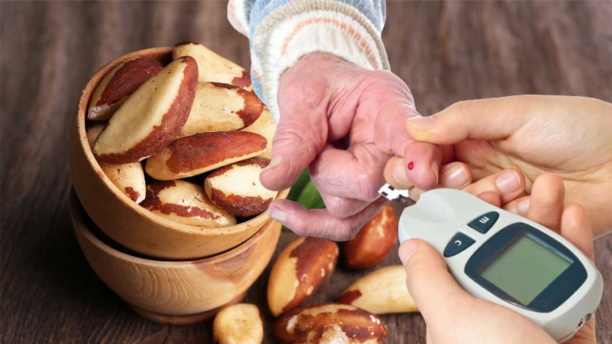 Бразильские орехи Brazil nuts longevity тест на холестерин