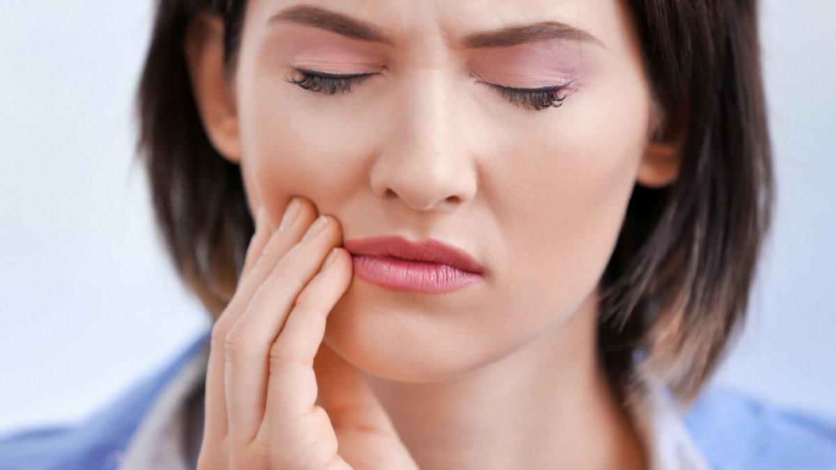 Зубная боль воспаление дёсен