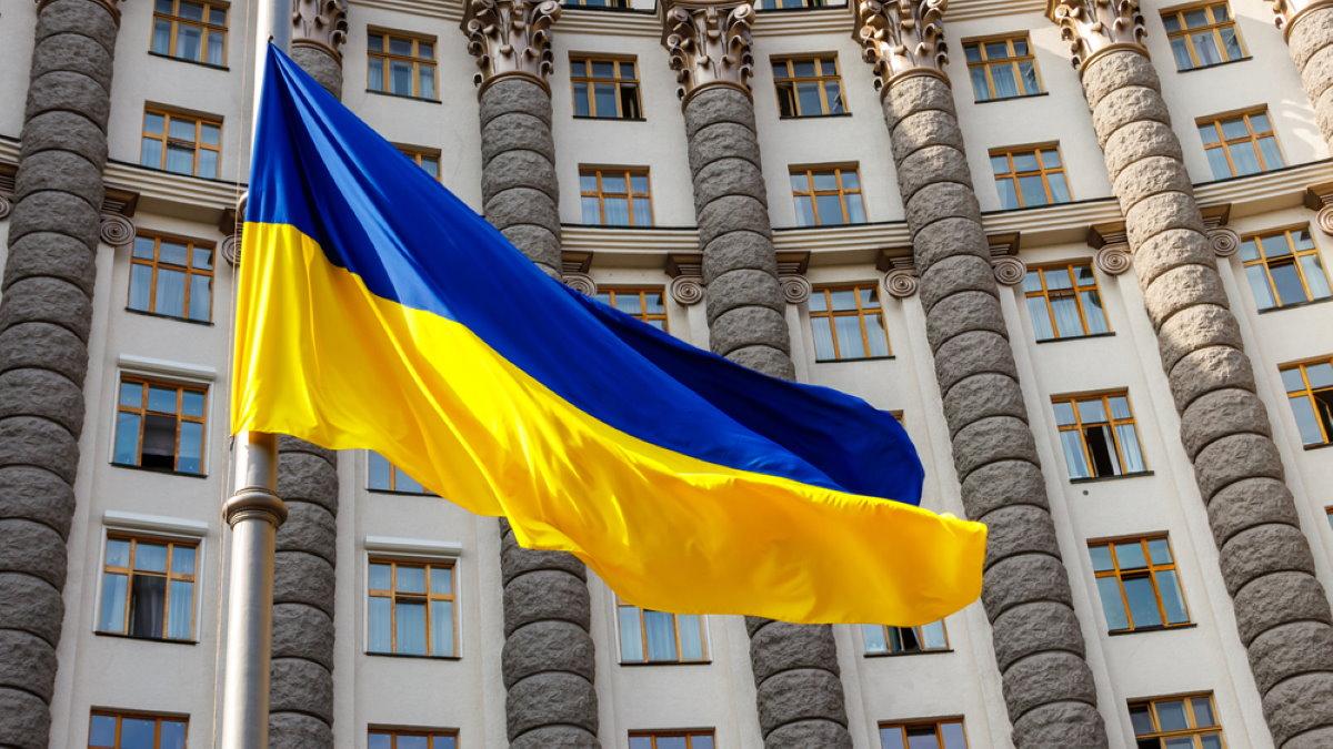 Кабинет министров Украины здание