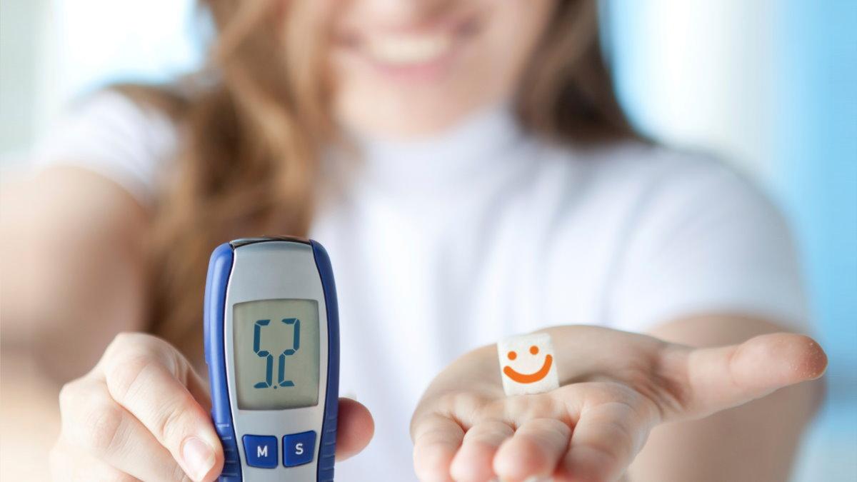Диабет глюкометр хорошие показатели