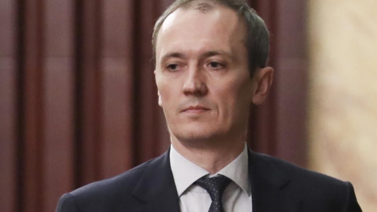 вице-премьер Дмитрий Григоренко
