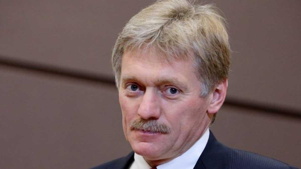 Дмитрий Песков смотрит