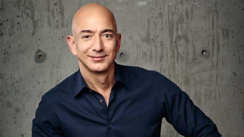 Джефф Безос основатель и глава интернет-компании Amazon
