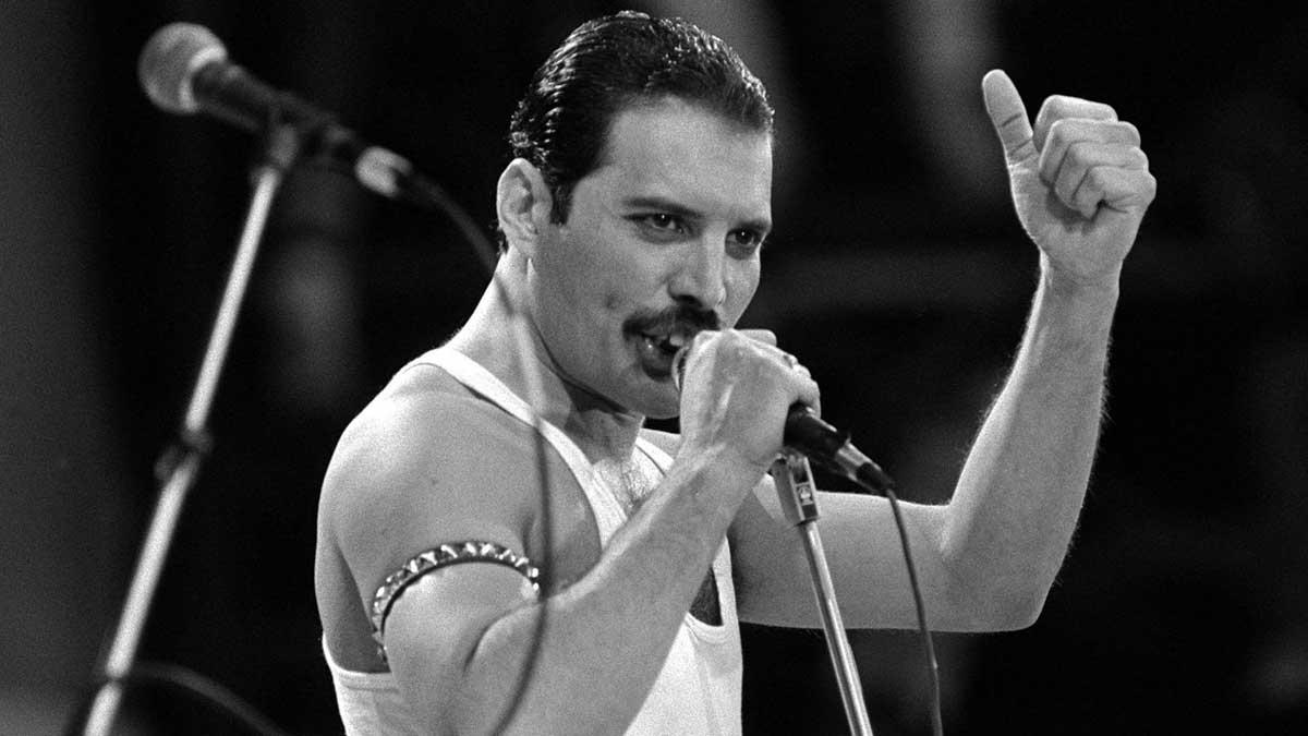 Фредди Меркьюри концерт Freddie Mercury