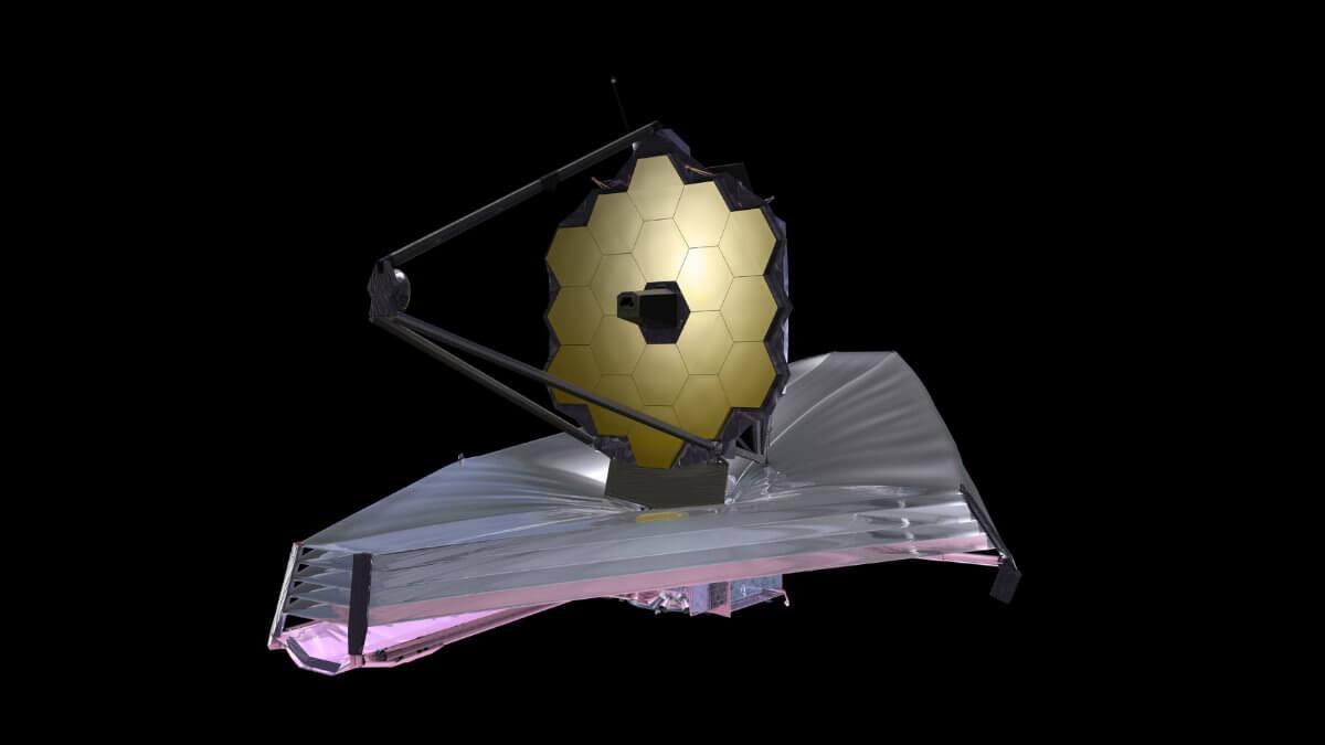 Космический телескоп имени Джеймса Уэбба - James Webb