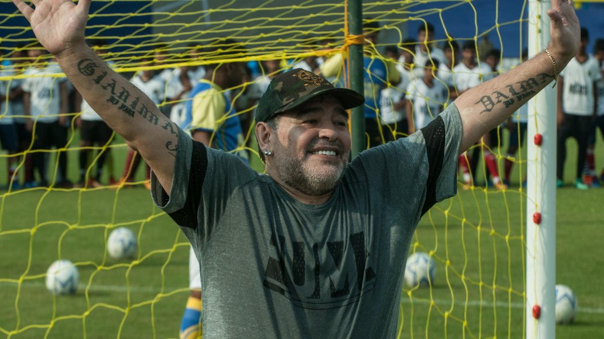 Диего Марадона два