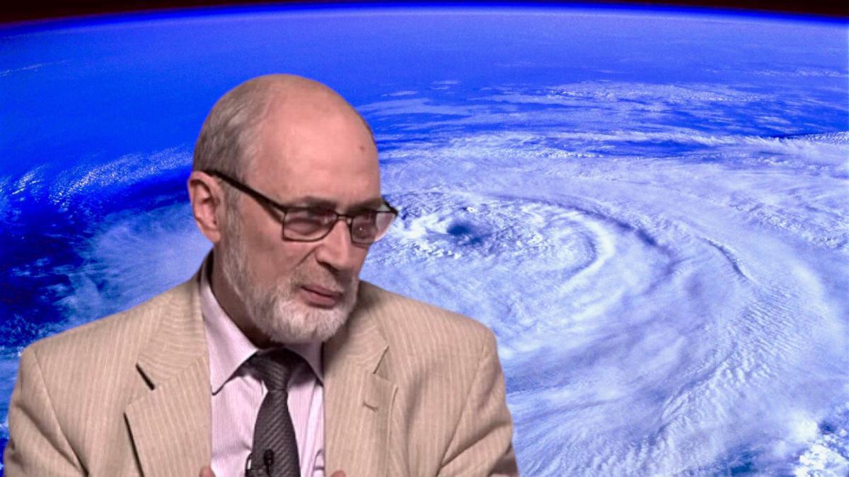 Метеоролог Роман Вильфанд