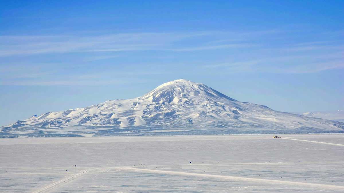 Земля непригодна для жизни вулкан Антарктида