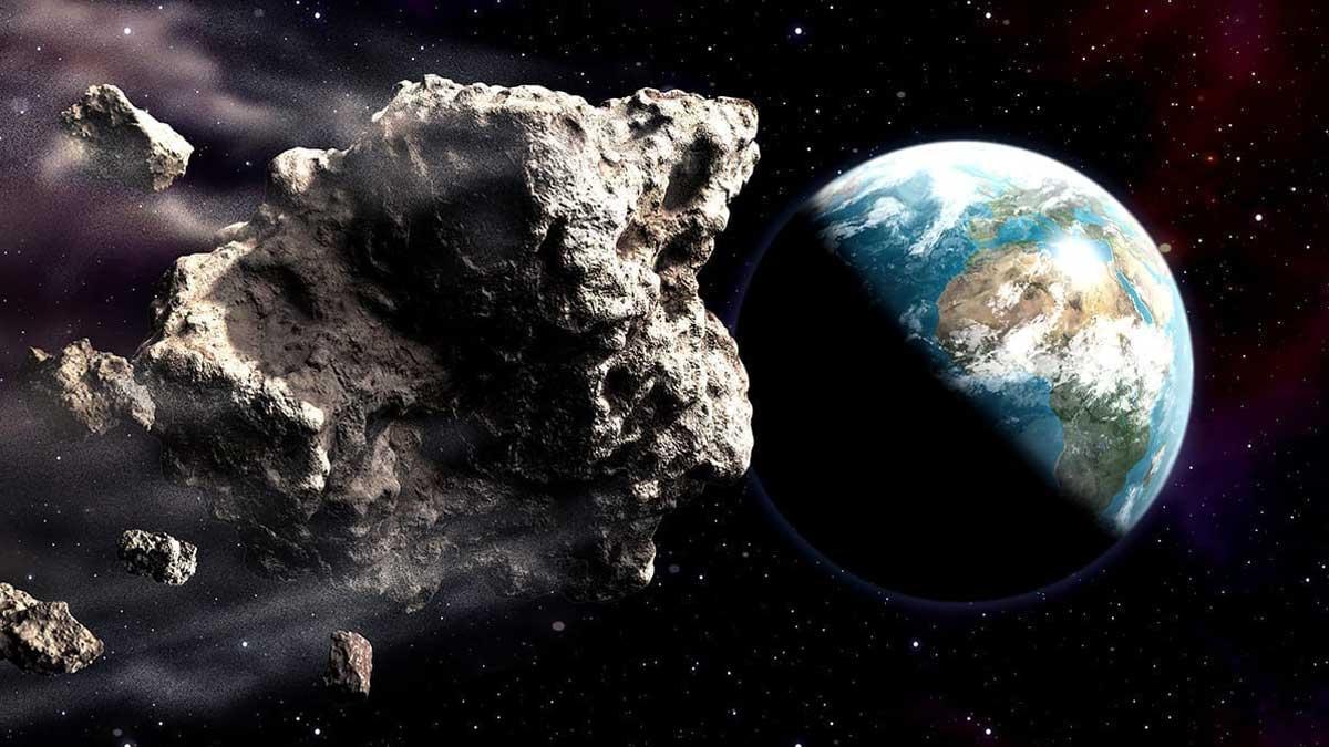 asteroid earth Астероид суббота Земля