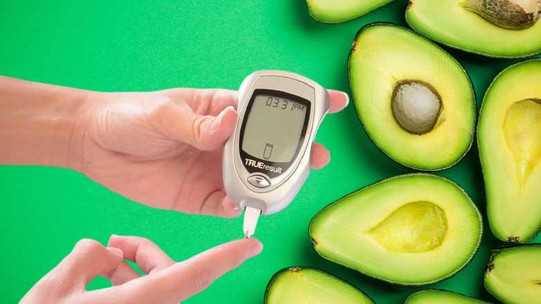 avocado тест диабет