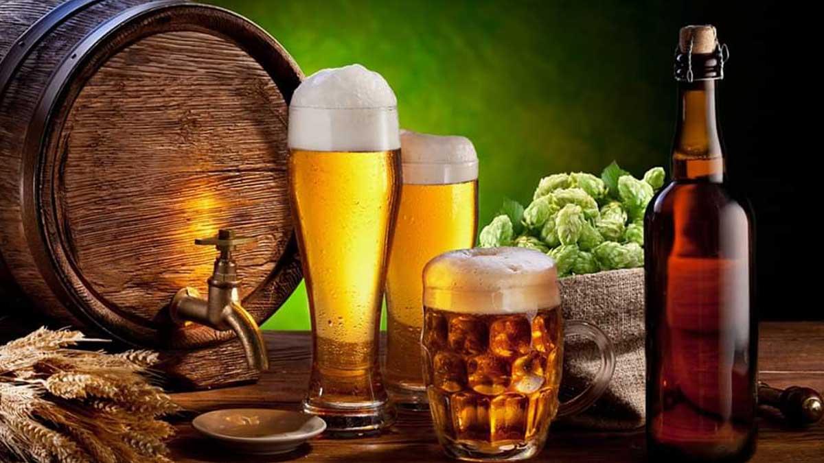 beer barrel древность пиво рецепт