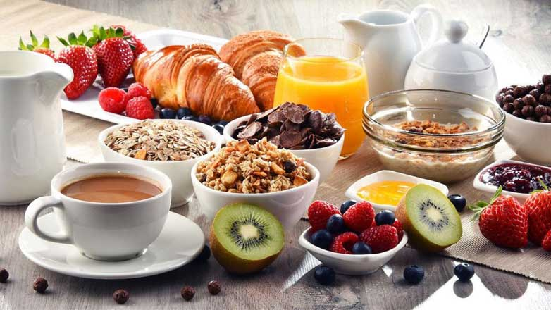 breakfast завтрак