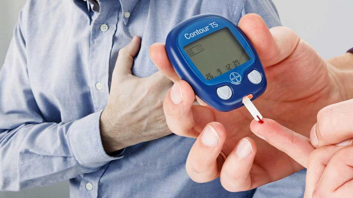диабет сердечный приступ