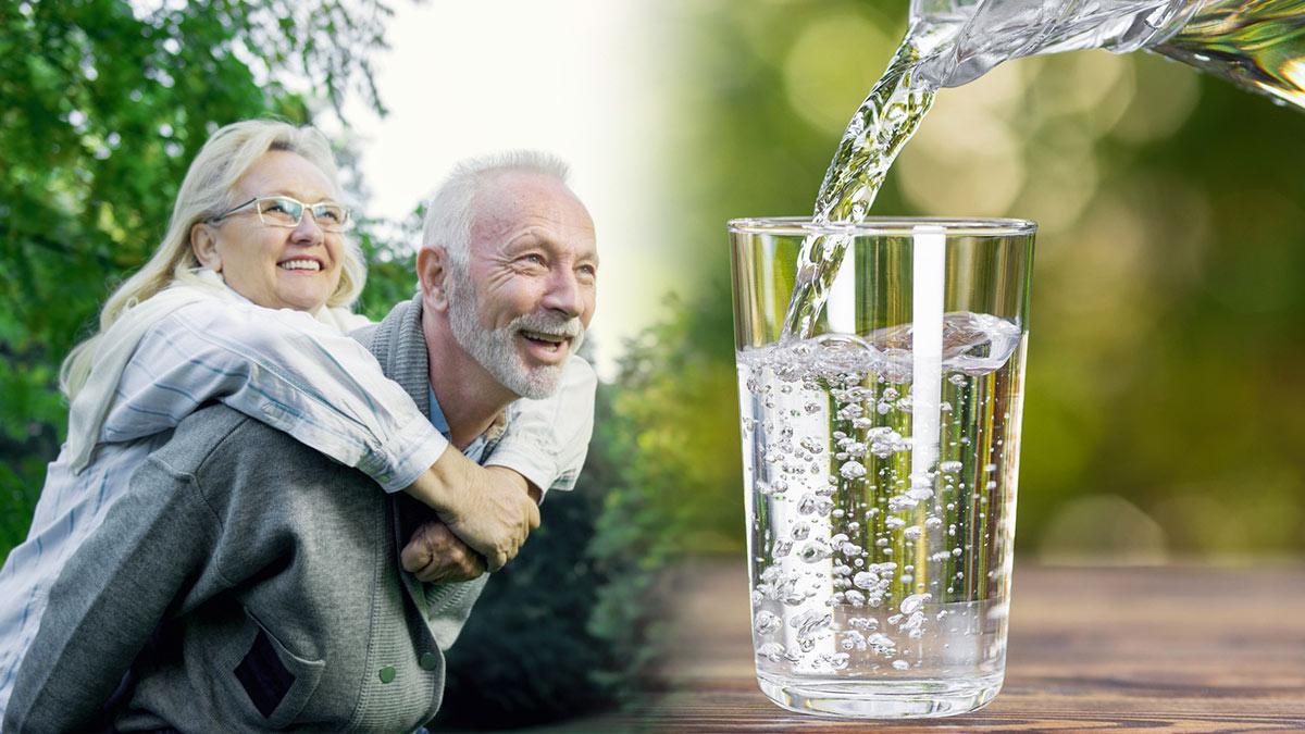 долголетие стакан воды здоровье пара