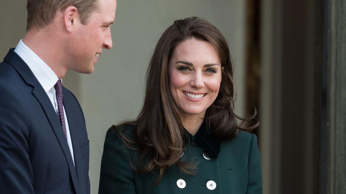 принц уильям и кейт миддлтон улыбка