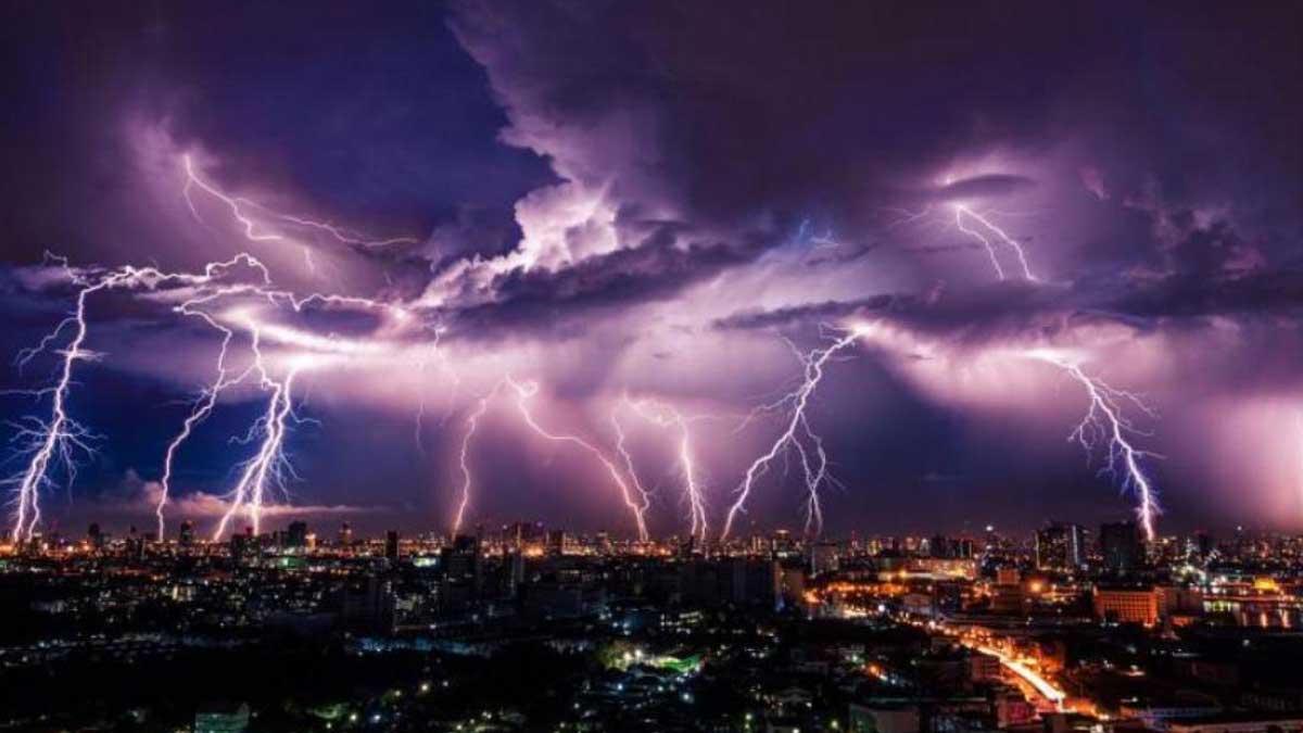 lightning контроль молния управление риск пожар