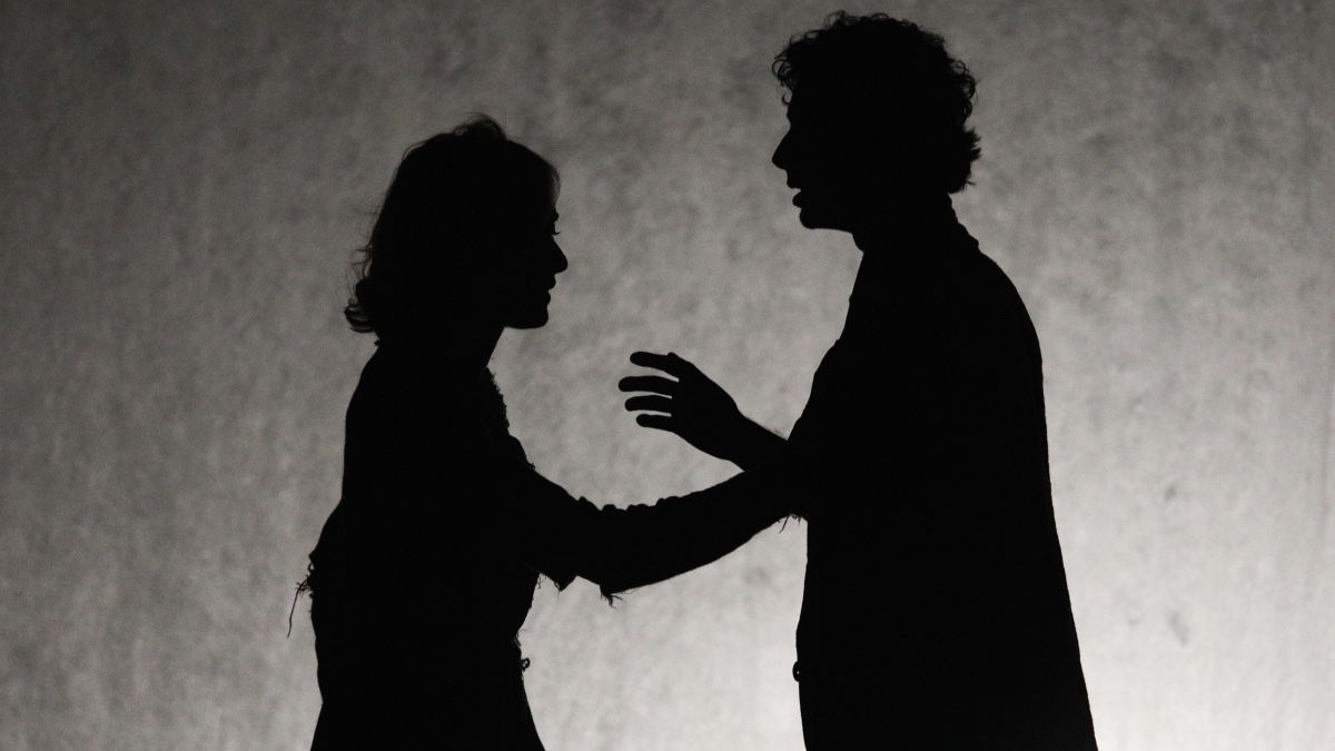 ссора токсичные отношения