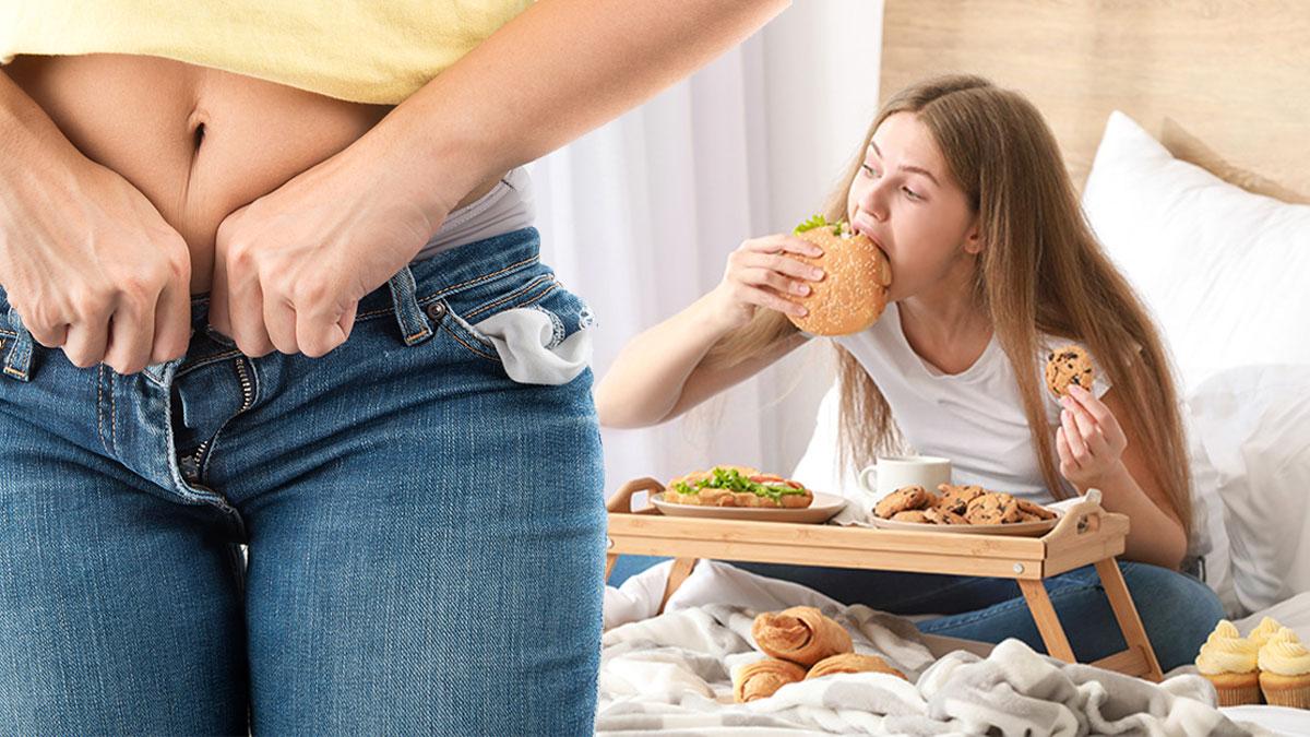обжорство переедание аппетит лишний вес