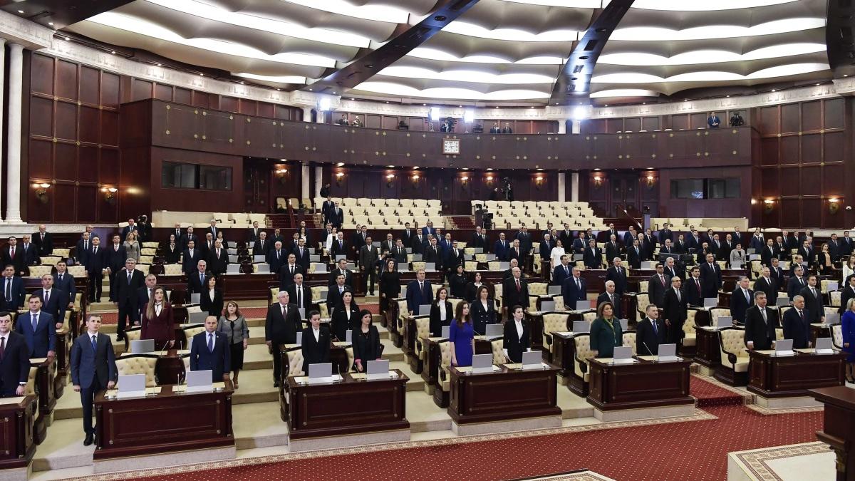 парламент азербайджана
