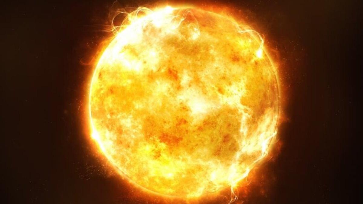Солнце солнечная активность вспышка магнитная буря
