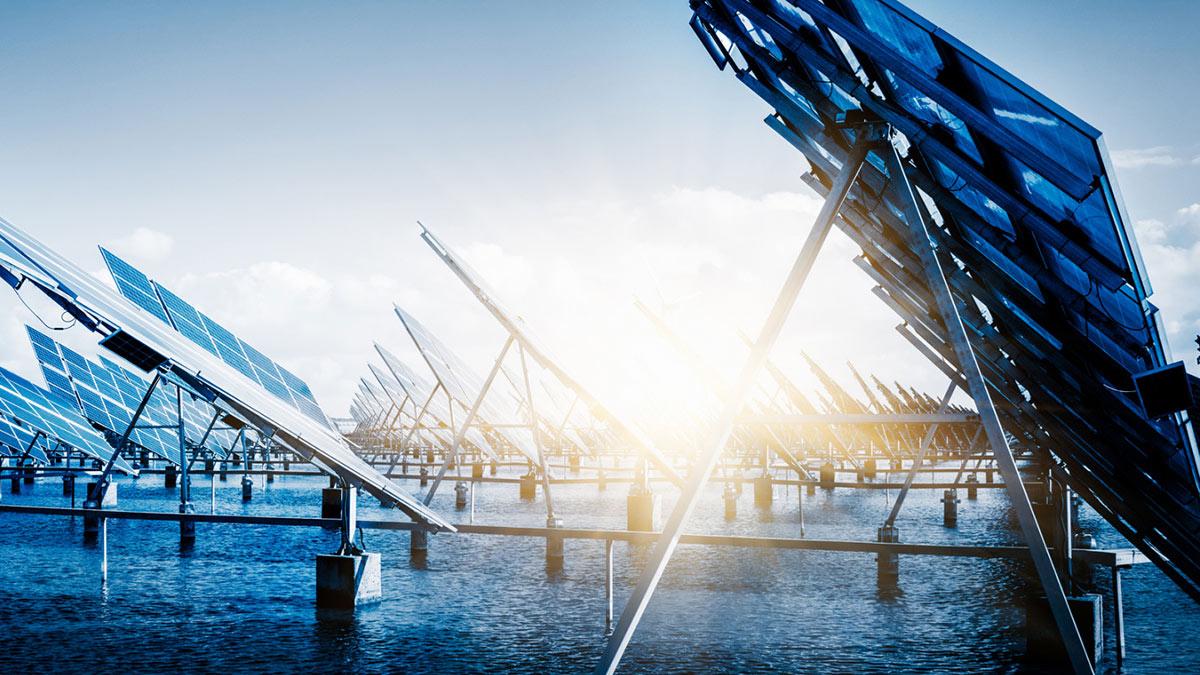 солнечные панели в воде энергия