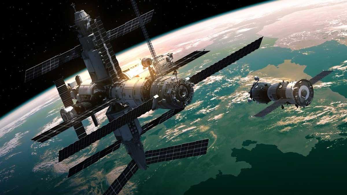 стыковка международная космическая станция