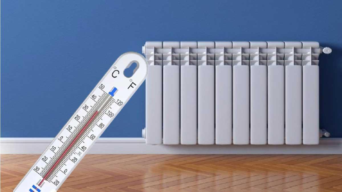 термометр комнатный батарея два