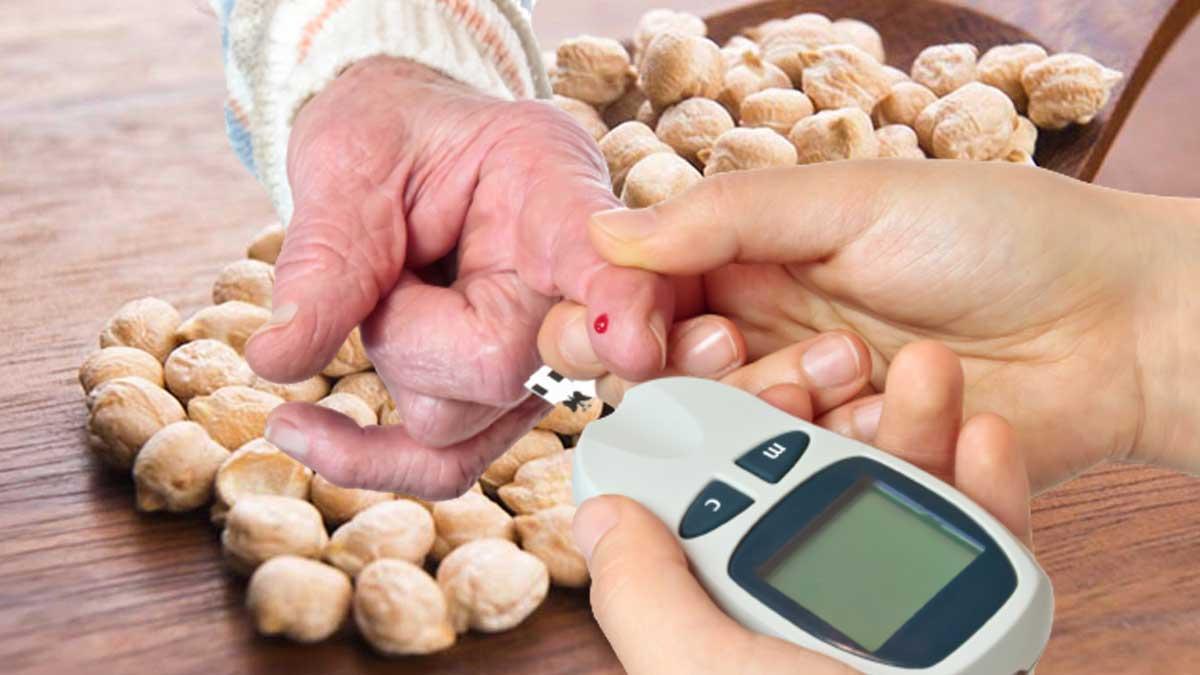 тест холестерин нут