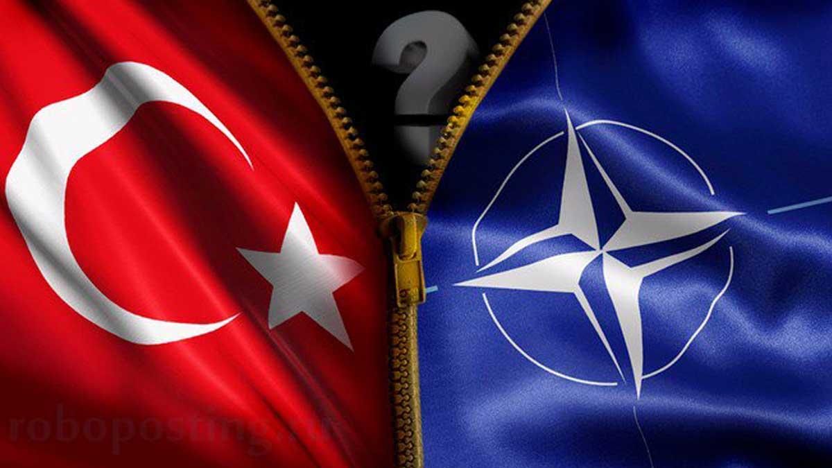 turkey nato Турция НАТО молния