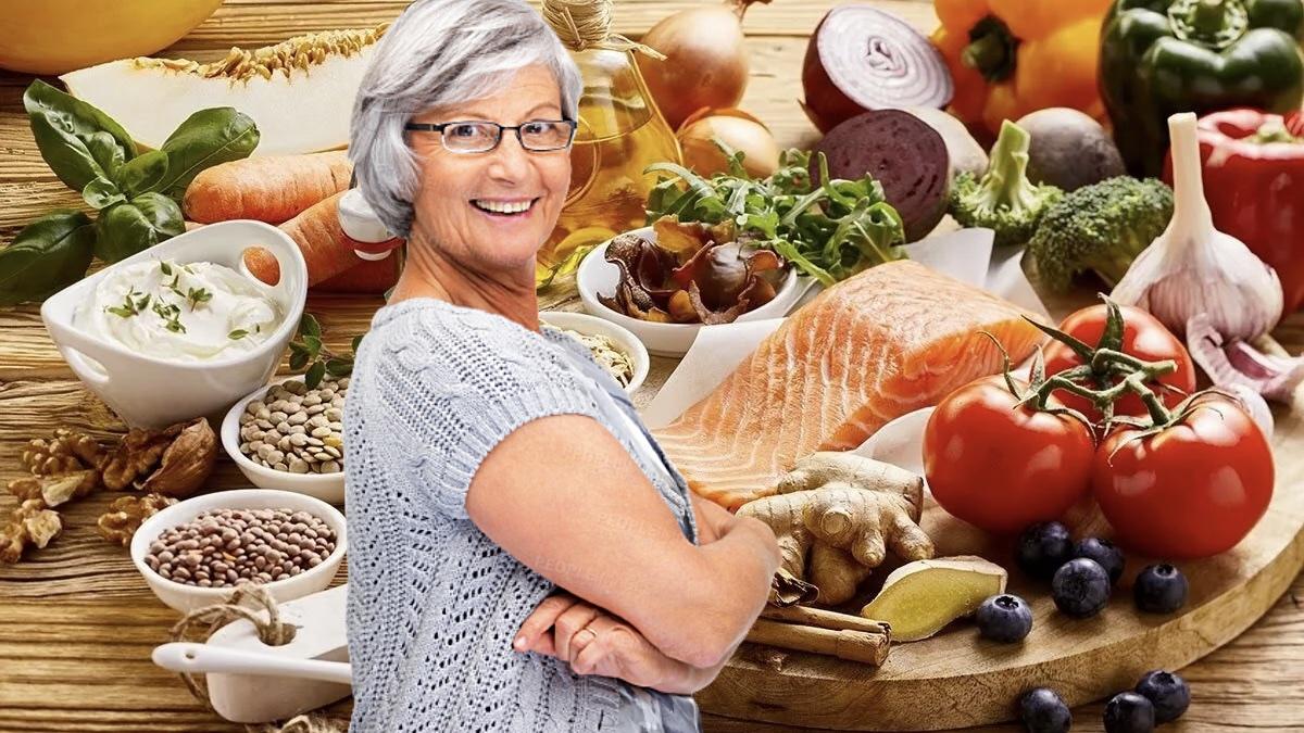 зеленая средиземноморская диета и долголетие