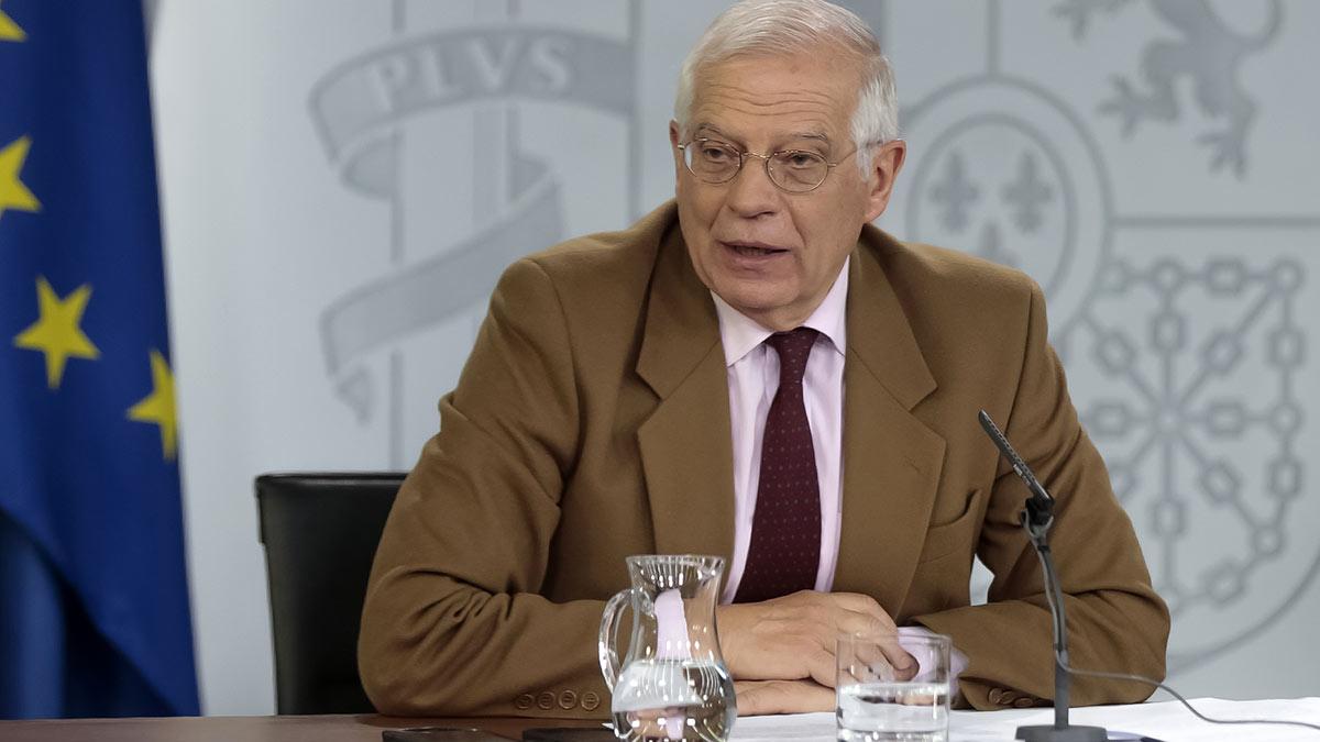 жозеп боррель Верховный представитель Европейского союза по иностранным делам и политике безопасности ЕС