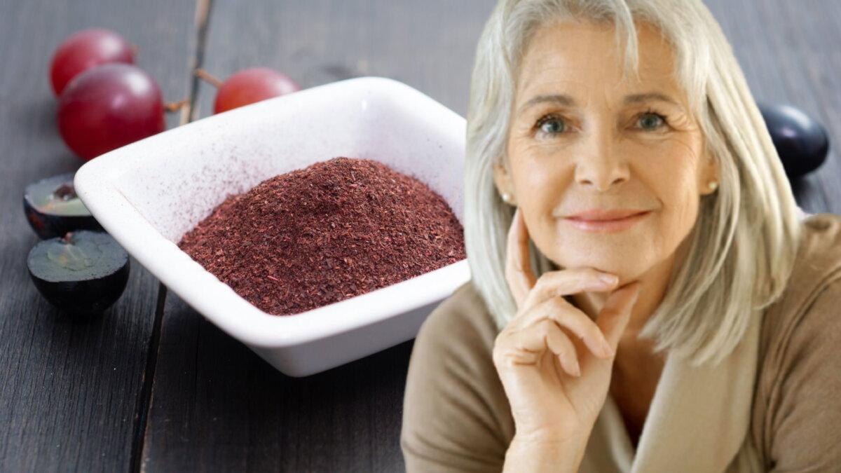 долголетие и Экстракт виноградных косточек