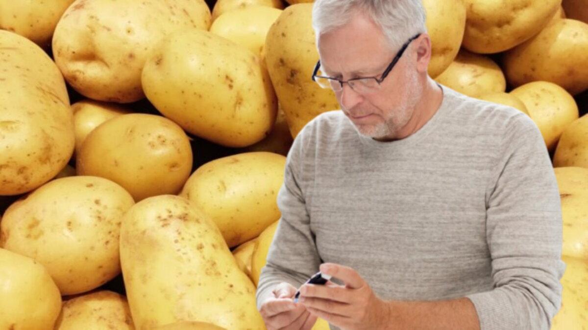 Диабет и картошка