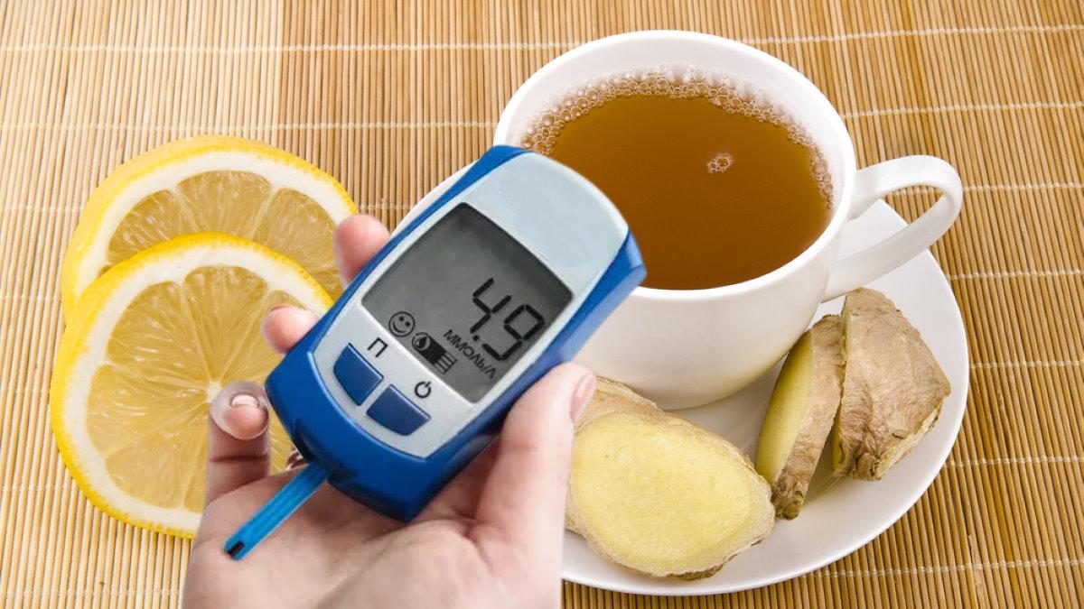 Имбирь имбирная вода и диабет