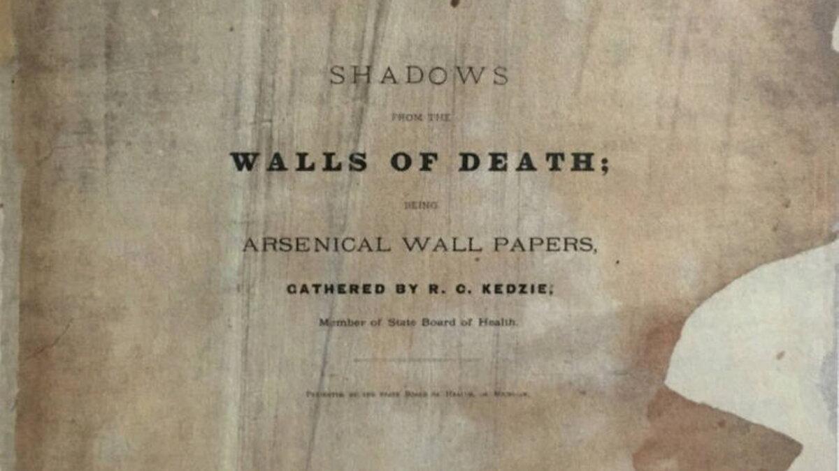 В США показали книгу, которая убивает буквально