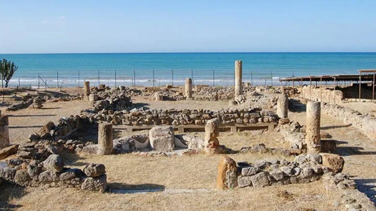 Римская вилла археология