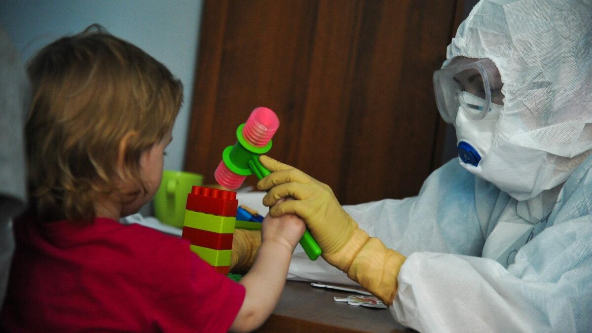 Коронавирус ребёнок детский психолог