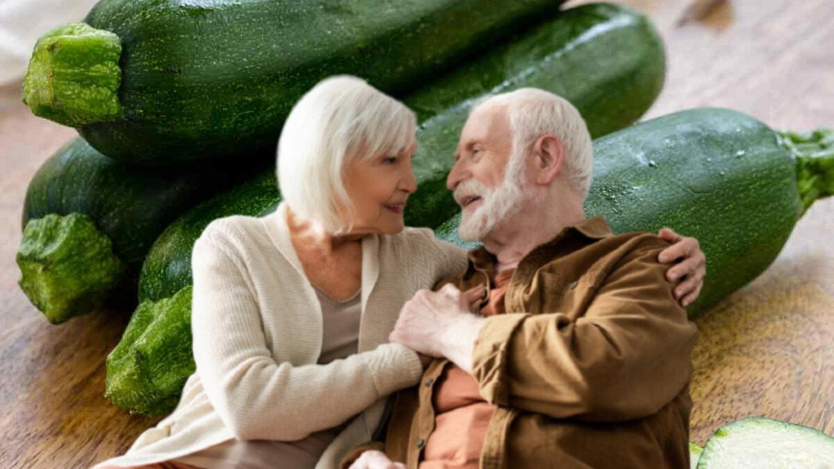 долголетие и цукини