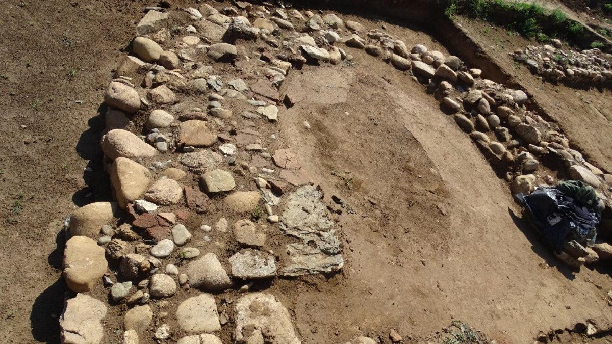 Римская печь обнаружена в Болгарии археология