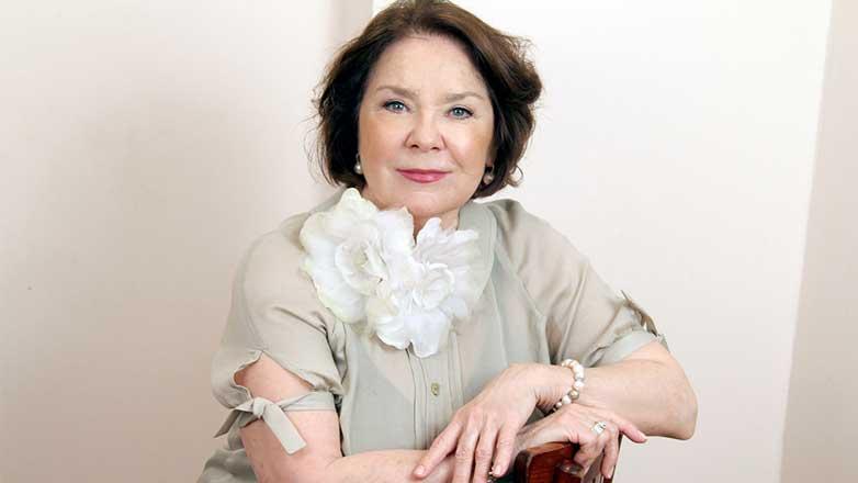 Актриса Лариса Голубкина