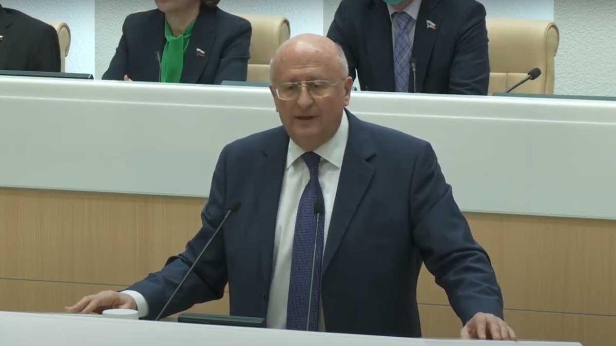 Александр Гинцбург выступление