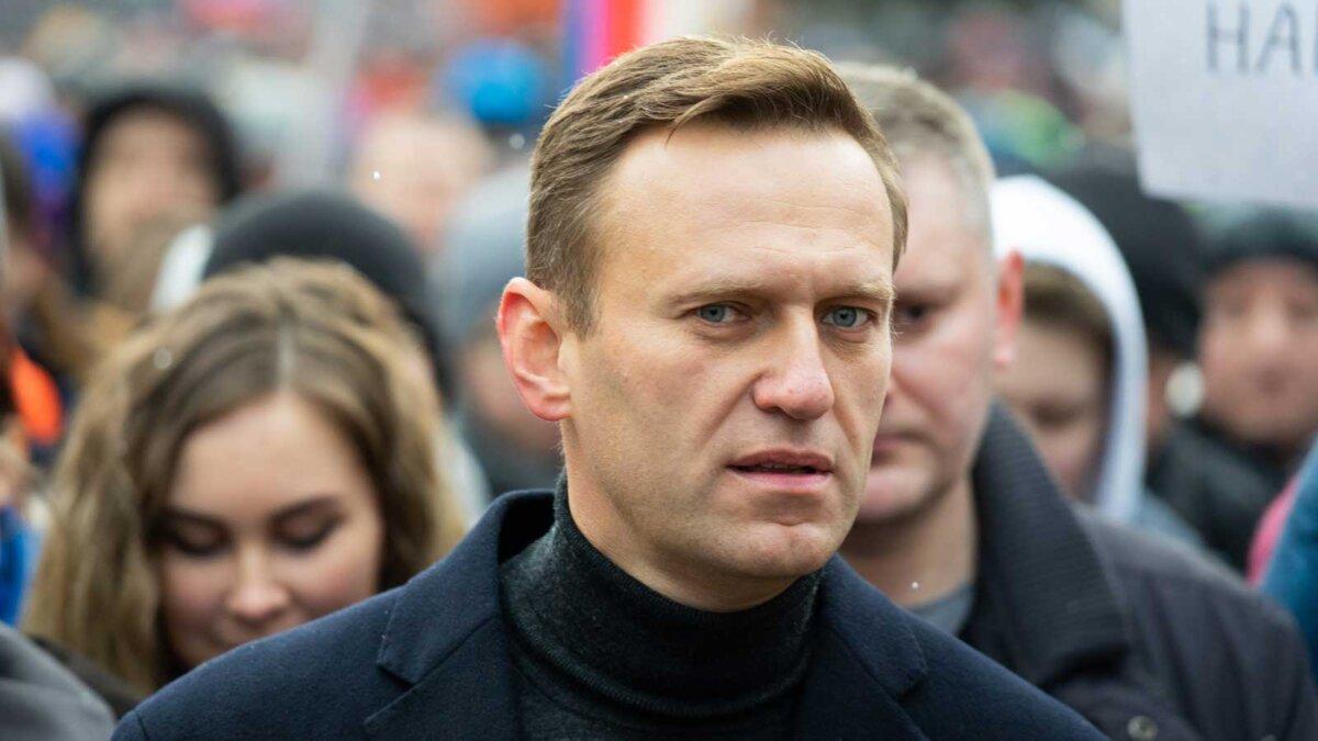 Алексей Навальный люди улица