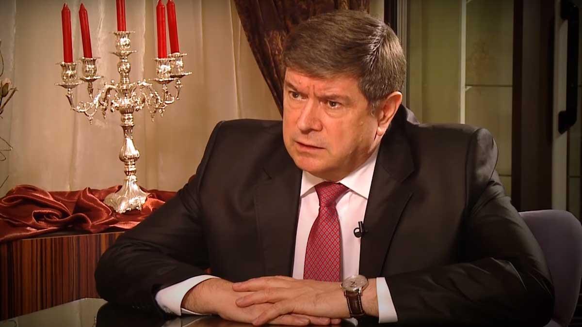 Посол Молдавии в России Андрей Негуца