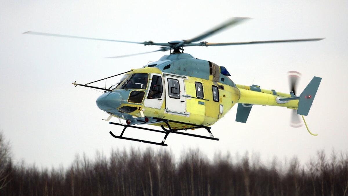 Вертолёт Ансат-М